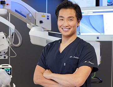白内障手術、網膜硝子体手術 中原 将光